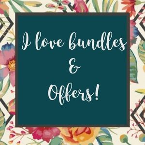 Other - Bundle or Offer and Save!!